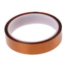 2pcs 18mmX100FT 3D Sublimation Heat Resistance Proof Kapton Tape for Heat Press