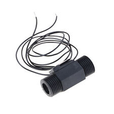 AC 220V 0.5A Plastic Water Flow Switch Vertical/Horizontal Water Sensor Magneti^