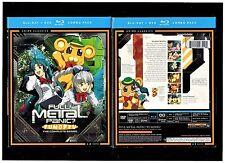 Full Metal Panic FUMOFFU - Complete Collection (Brand New 4-Disc Blu-ray/DVD Set