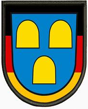 Wappen von Bühl Aufnäher, Pin, Aufbügler