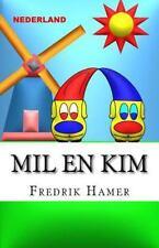 Mil en Kim : Nederland (Afrikaanse Versie) by Fredrik Hamer (2015, Paperback)