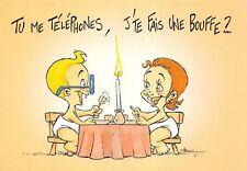 CPM - Carte postale - LES ENFANTS DE LA TELE - N° B 9121 - Postcard