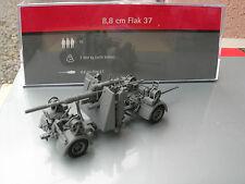 IXO 1/72 MILITAIRE CANON sur roues 8,8 cm FLAK 37 2.Pz.Div. MOSCOU USSR 1941 !!
