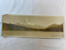 "OR Oregon: ""Mt Hood from Lost Lake"" Cross & Dimmitt Wide photo 10.5 In X 3.75 in"