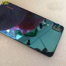 Original For Huawei P20 EML-AL00 L09 L29 New Glass Back Battery Cover + Lens cap