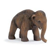 Schleich Dinosaur 16523 Prehistoric Mammal Woolly Mammoth Baby - Retired Figure