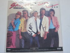 SAWYER BROWN  paper  AUTOGRAPHED