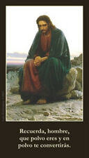 SPANISH LENTEN PRAYER CARD (wallet size)