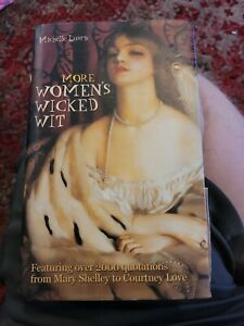 More Women's Wicked Wit by Lovric, Michelle