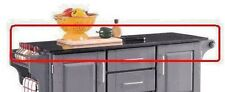 Home styles 9100-116 Large Granite Top Black-White Stabile Durable TOP ONLY