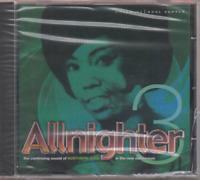 ALLNIGHTER VOLUME 3 Various Artists  NORTHERN SOUL CD (GOLDMINE) RARE DELETED