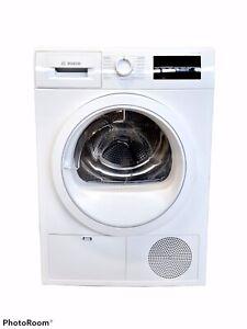 Bosch WTG 86402 9Kg Kondensations-trockner - Weiß