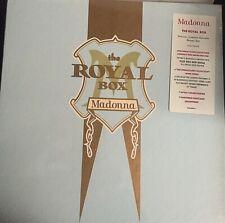 Madonna – The Royal Box - Box Set Ltd Ed CD+VHS+BOOK - SEALED MINT  NEW