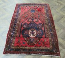 More details for a nice old handmade traditional oriental rug (165 x 115 cm)