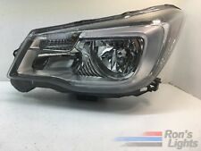 2017 -2018 Subaru Forester Halogen Headlight - OEM LH (Driver) - Pre Owned