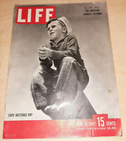 Life Magazine June 16 1947 - Communists in Hungary, Miracle on 34th Street, more