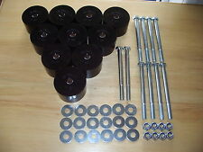 Toyota Hilux late 97 to 04 Single Cab 50mm Body Lift Kit (Cab Only-no Tray Lift)