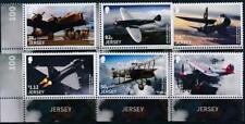 [324405] Jersey 2018 Aviation good set of stamps very fine MNH