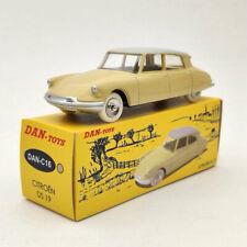 DAN Toys DAN C16 Citroen DS 19 Diecast Models Limited Collection 1:43