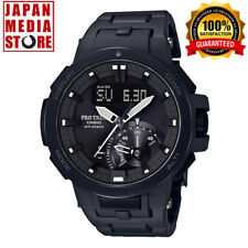 CASIO PRO TREK PRW-7000FC-1BJF Triple Sensor Radio Watch JAPAN PRW-7000FC-1B