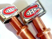2  Montreal Canadians Quality Metal Cribbage Pegs With Free Black Velvet Pouch -