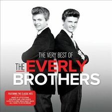 THE VERY BEST OF THE EVERLY BROTHERS CD (BRAND NEW/SEALED 31 SONGS)