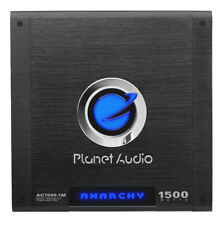 Planet Audio AC1500.1M 1-Channel Car Amp