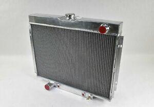 Champion 1968 1969 Ford 4 Row Aluminum Radiator MC379 (MONSTER SERIES)