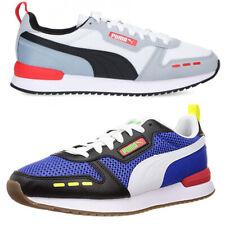 Puma scarpe uomo sneaker ginnastica sportive R78 Nero grigio blu lifestyle