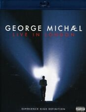George Michael: Live in London (Blu-ray Used Like New) BLU-RAY/Explicit Version