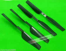 Carbon Fiber Propeller Blades Props  For Parrot AR Drone 2.0 /1.0 Hi-Q HOT