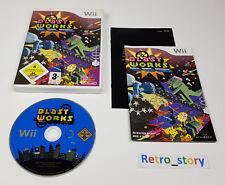 Nintendo Wii - Blast Works - PAL - EUR