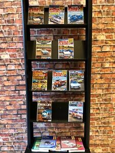 1/18  Classic Car Magazine Garage Diorama Car Magazines  Otto Minichamps Norev