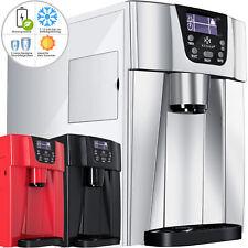 KESSER® Eiswürfelbereiter Eiswürfelmaschine Eiscrasher 2L Eismaschine Icemaker