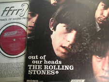 Rolling Stones Out of Our Heads LP 1st US 1965 made in England Decca UK import