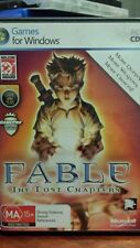 Fable The Lost Chapters PC GAME - FREE POST