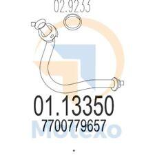 MTS 01.13350 Exhaust RENAULT R 5 Super 1.2 55bhp 01/87 - 10/90