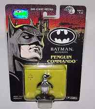 Batman Returns 1991 Penguin Commando Die Cast Metal Figure NIP ERTL
