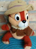"Vintage Disney Chip N Dale Rescue Rangers Playskool 1989 Plush ""Chip"" 9"" 1980s"