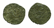 pci2513) Savoia - Carlo Emanuele I (1580 - 1630) - Mezzo Soldo 1600 HG - gr.1,04