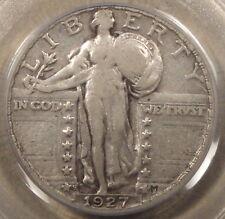 1927-S Standing Liberty Quarter PCGS VF20 Older Holder