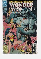 WONDER WOMAN VOL 2 90 1ST ARTEMIS APPEARANCE / DC COMICS UNIVERSE VARIANT