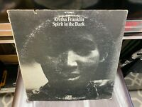 Aretha Franklin Spirit In the Dark LP Atlantic 1970 SD 8265 VG+ [Queen Of Soul]