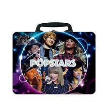 Popstars Top Trumps Collectors Tin