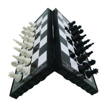 Portable Folding Magnetic Mini Chess Set Travel Size Game Board For Kids Adults