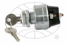 Universal ignition switch 12 or 6 volt automotive starter switch W/ KEYS 4 poles