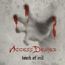 Access Denied - Touch Of Evil (NEW CD)