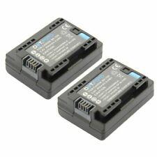 2x Battery for Canon BP-709 895mAh | LEGRIA HF R36 R37 R38 R46 R48 R68 R306 R406