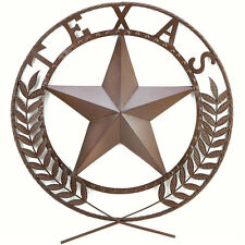 25-inch Lone Star State Texas Metal Wall Art