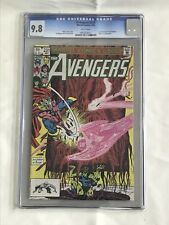 Avengers #231 Iron Man Leaves, Nick Furry Appearance Marvel Comic Graded CGC 9.8